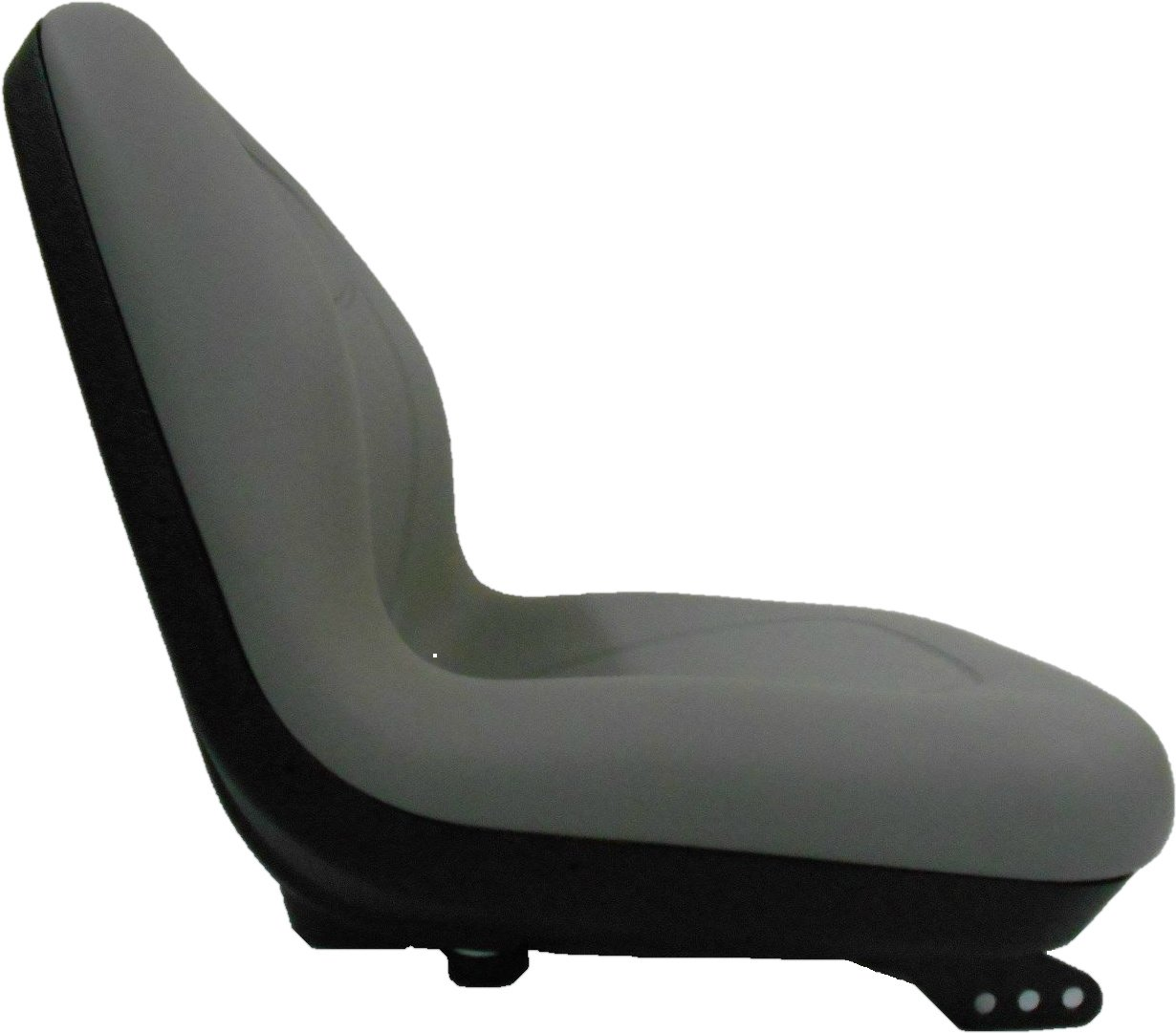 Mf Tractor Seat : New gray seat for massey ferguson gc sub compact