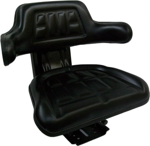 Universal Farm Tractor Seats : Universal tractor seat with full suspension for mowers