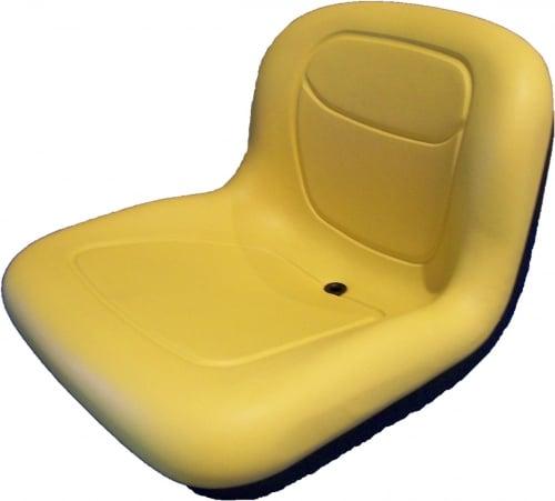 John Deere Yellow Seat Replaces Am131157 Gt 225 245 Gx325