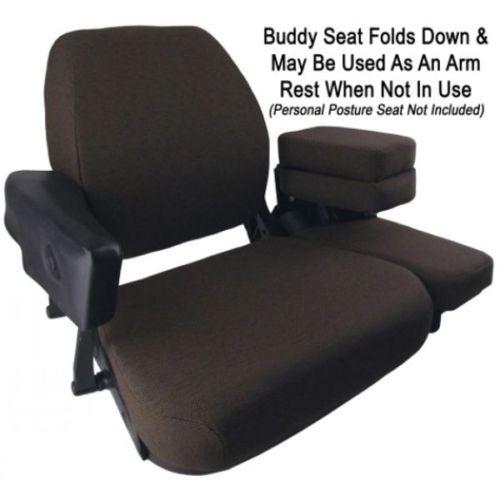 John Deere Buddy Seat : Side kick seat for john deere combines tractors and