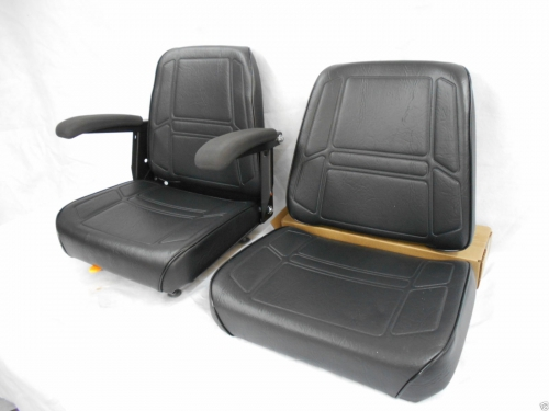 Backhoe Seat Replacement : Arm rest kit for john deere e
