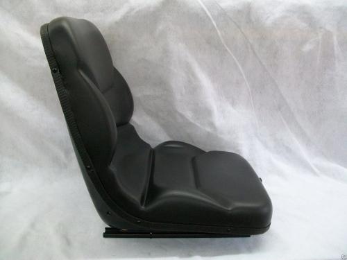 Case 580l Seats : Black seat case backhoe loader c d e l