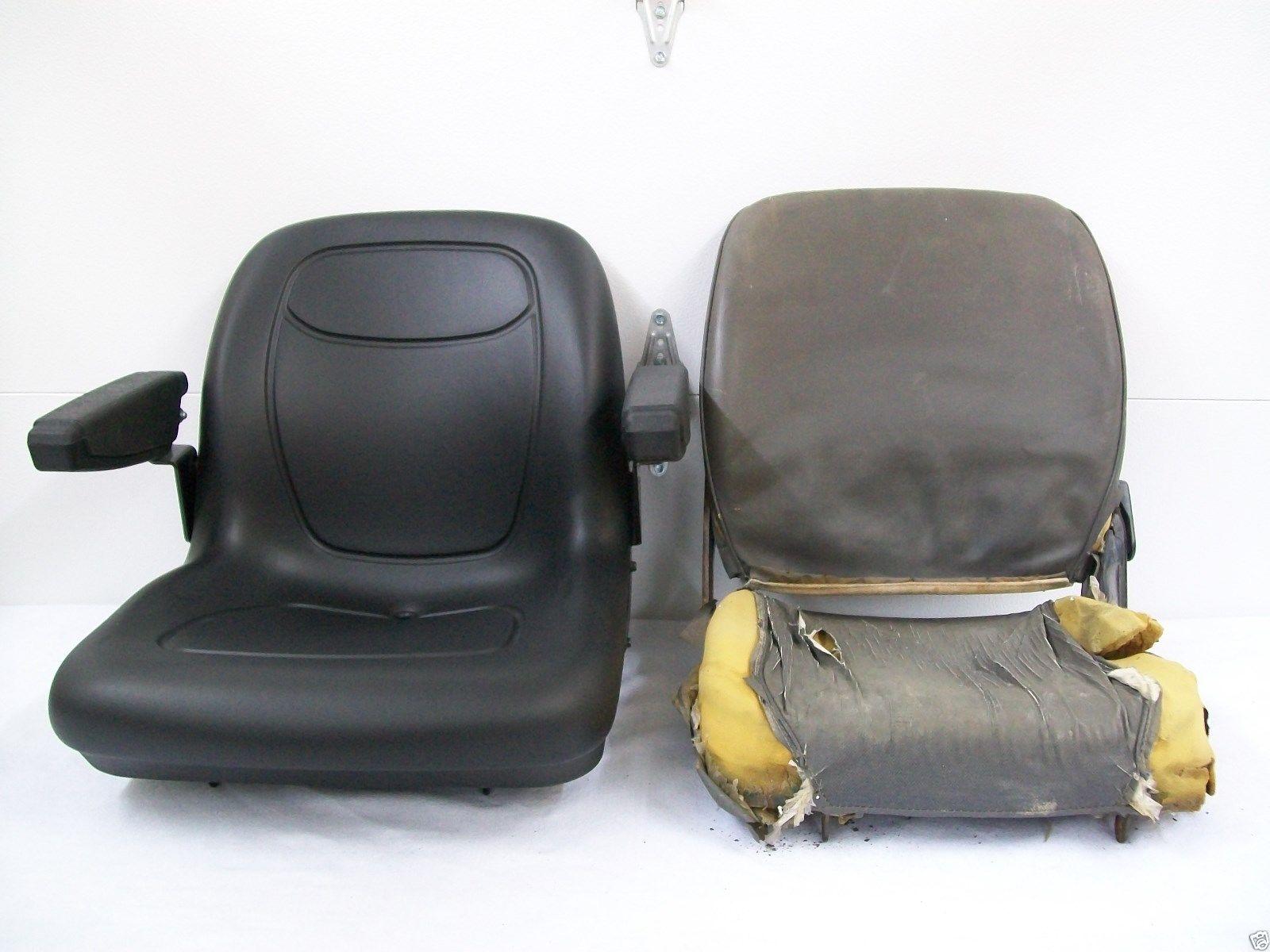 black seat kubota l3010 l3410 l3710 l4310 l4610 compact black seat kubota l3010l3410l3710l4310l4610 compact tractorl48 backhoe kk