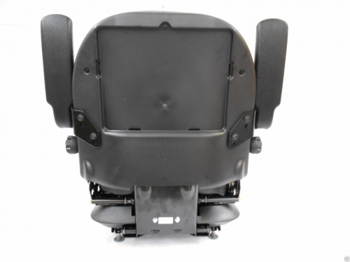Gravely Replacement Seat : Black suspension seat ariens gravely dixon walker