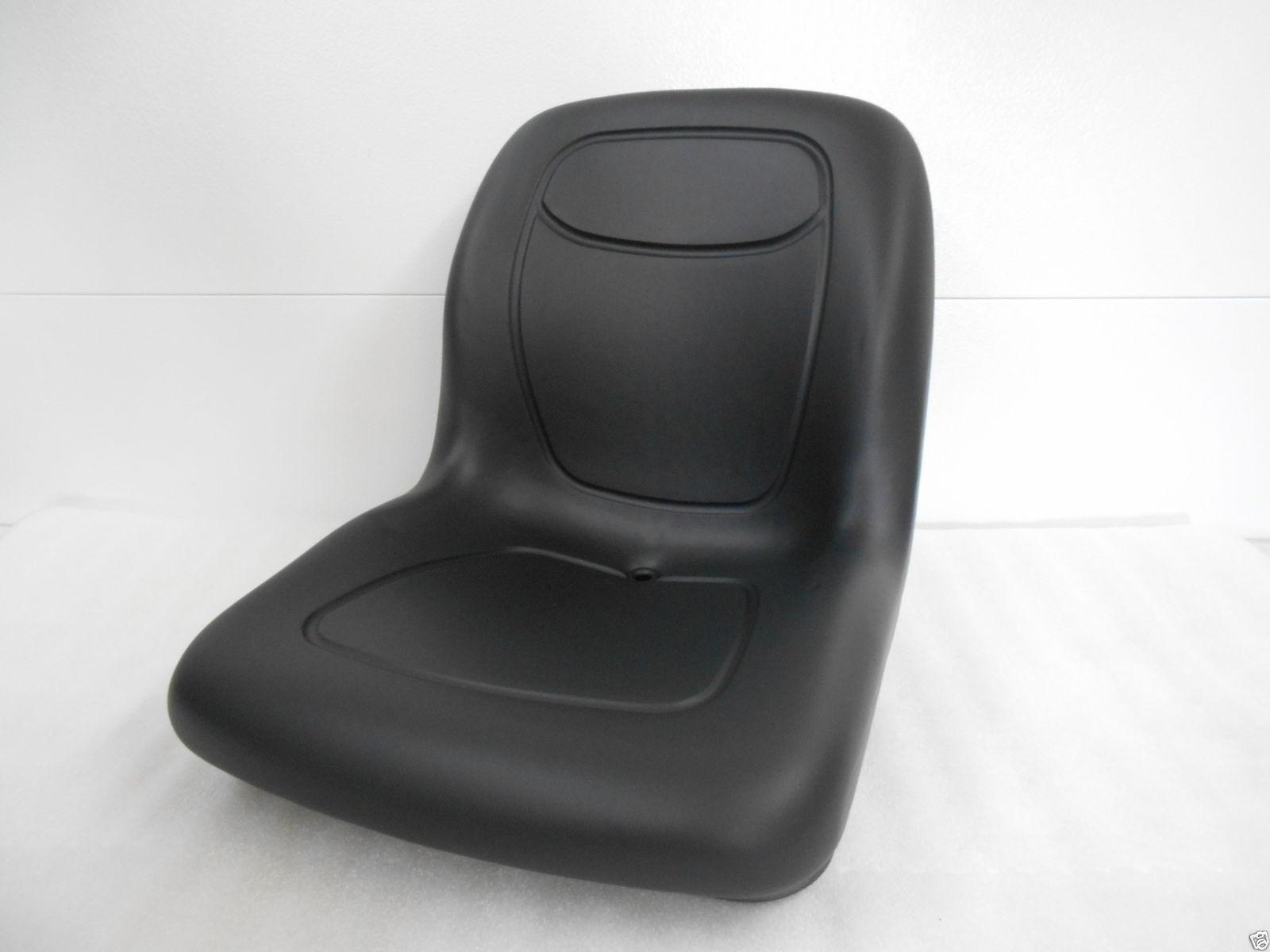John Deere Seats Back : New black high back seat for john deere