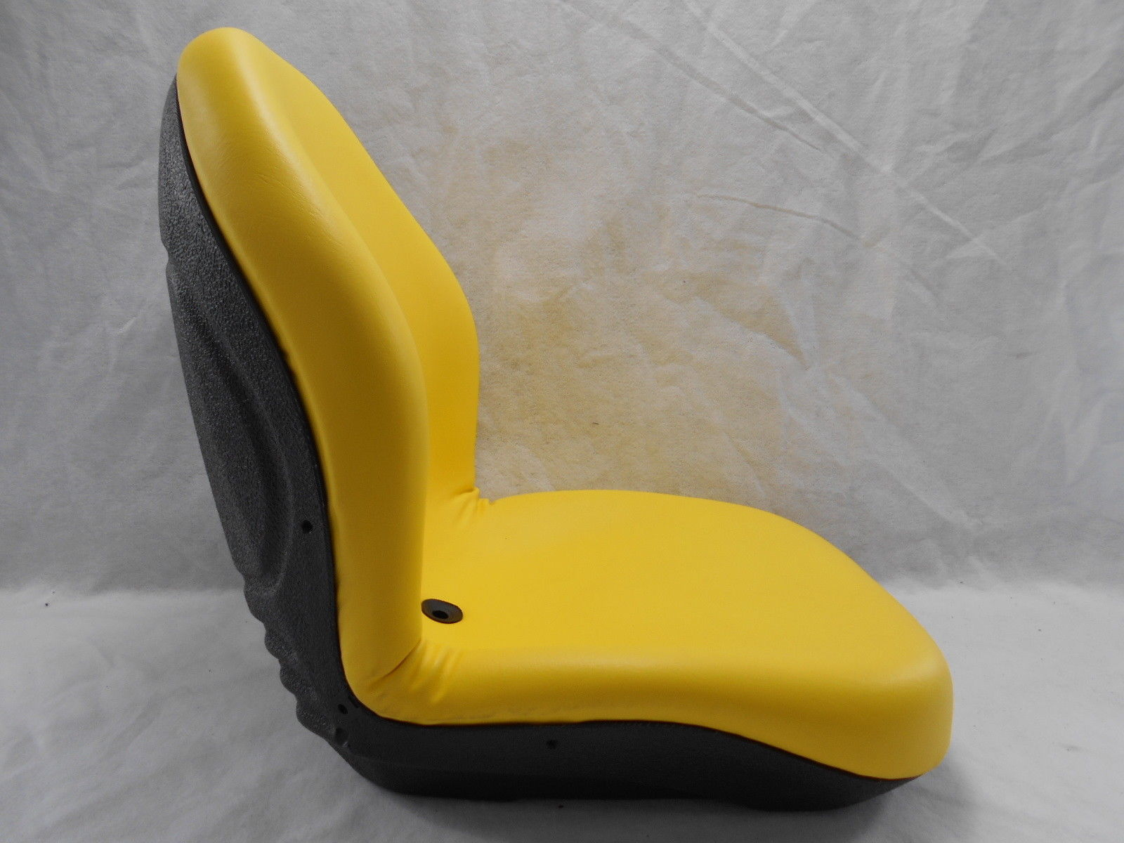 John Deere 445 Tractor Seats Replacement : John deere yellow seat w bracket