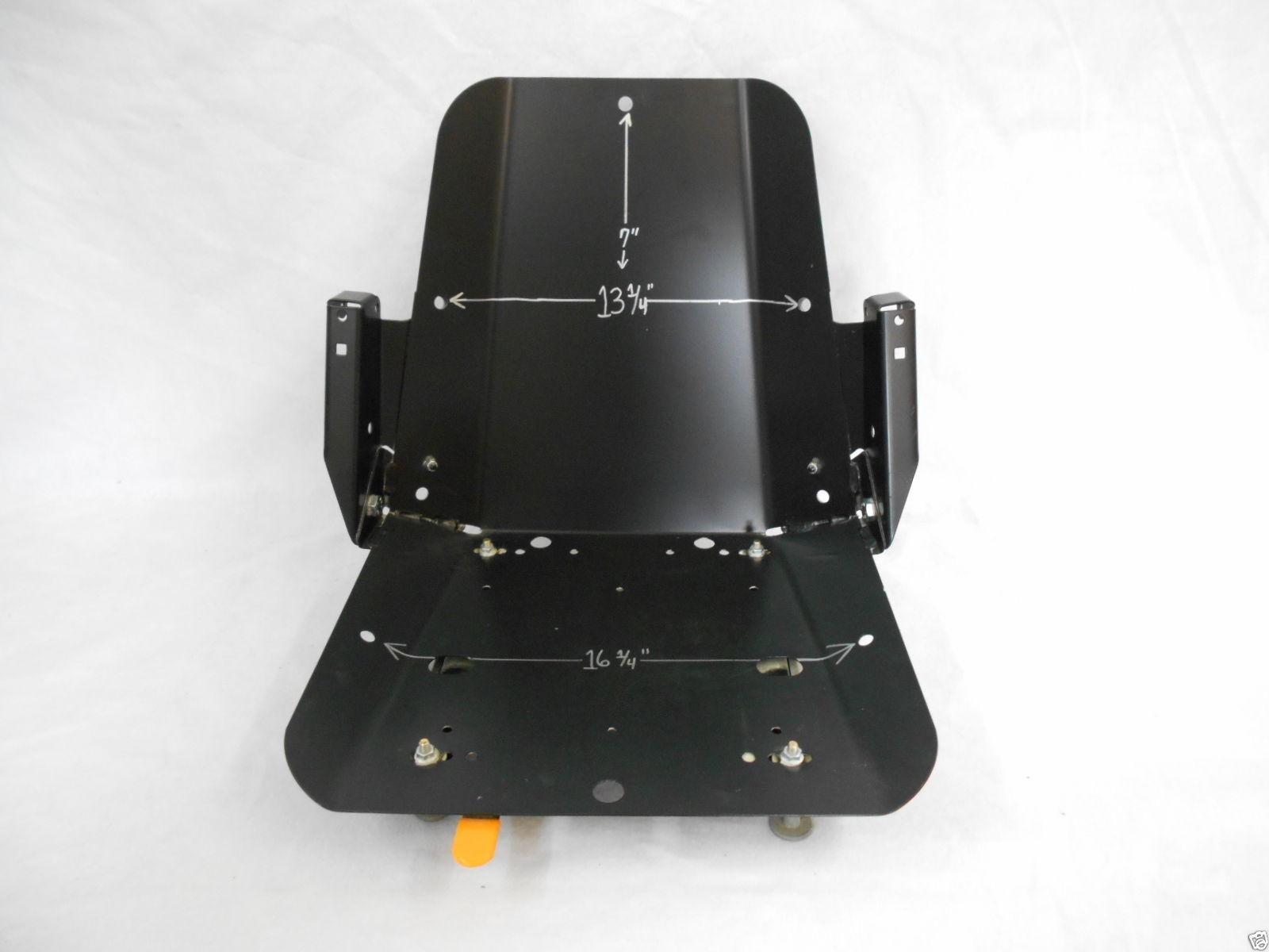 Kubota Seat Replacement : Kubota seat replacement cushion set zd zg