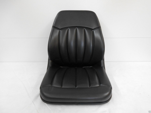 Kioti Tractor Seat : Seat warehouse new black high back for older kioti