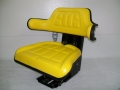 SUSPENSION-SEAT-JOHN-DEERE-TRACTOR-YELLOW-102015302020203020402150JD-AO-161695580445