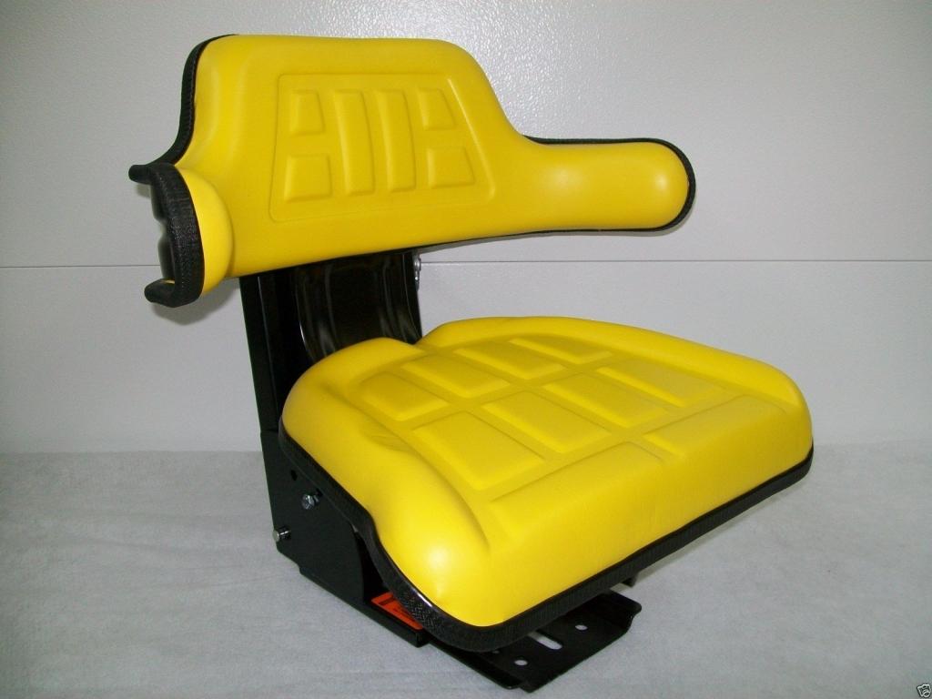 Suspension Seat John Deere Tractor Yellow 1020  1530  2020  2030  2040  2150  Ie