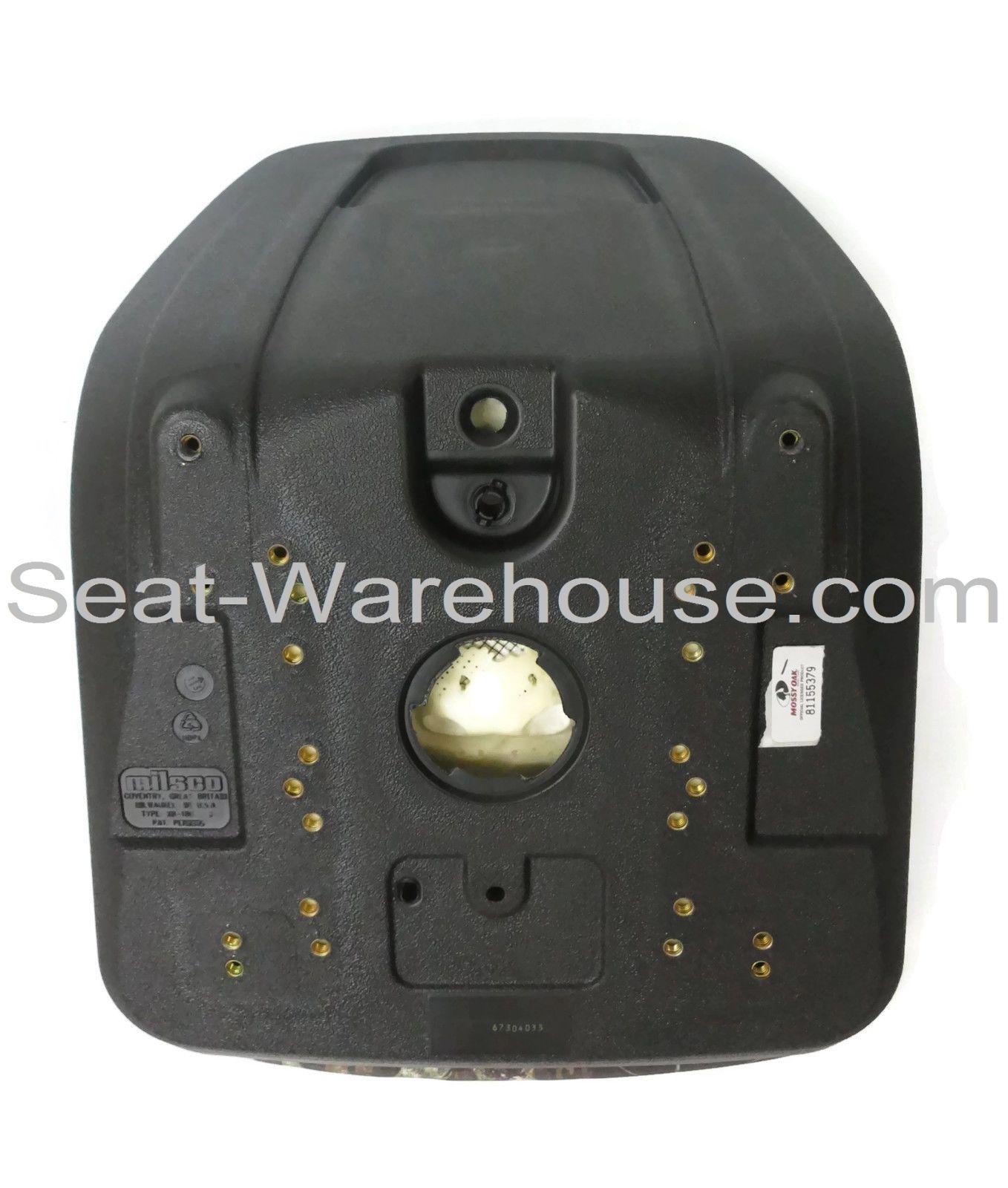 CAMO HIGH BACK SEAT w Slide Track Kit for Case Skid Steer Loader PZ 162227835446 4 case 90xt wiring harness case skid steer specifications \u2022 indy500 co Case Skid Steer Specifications at eliteediting.co