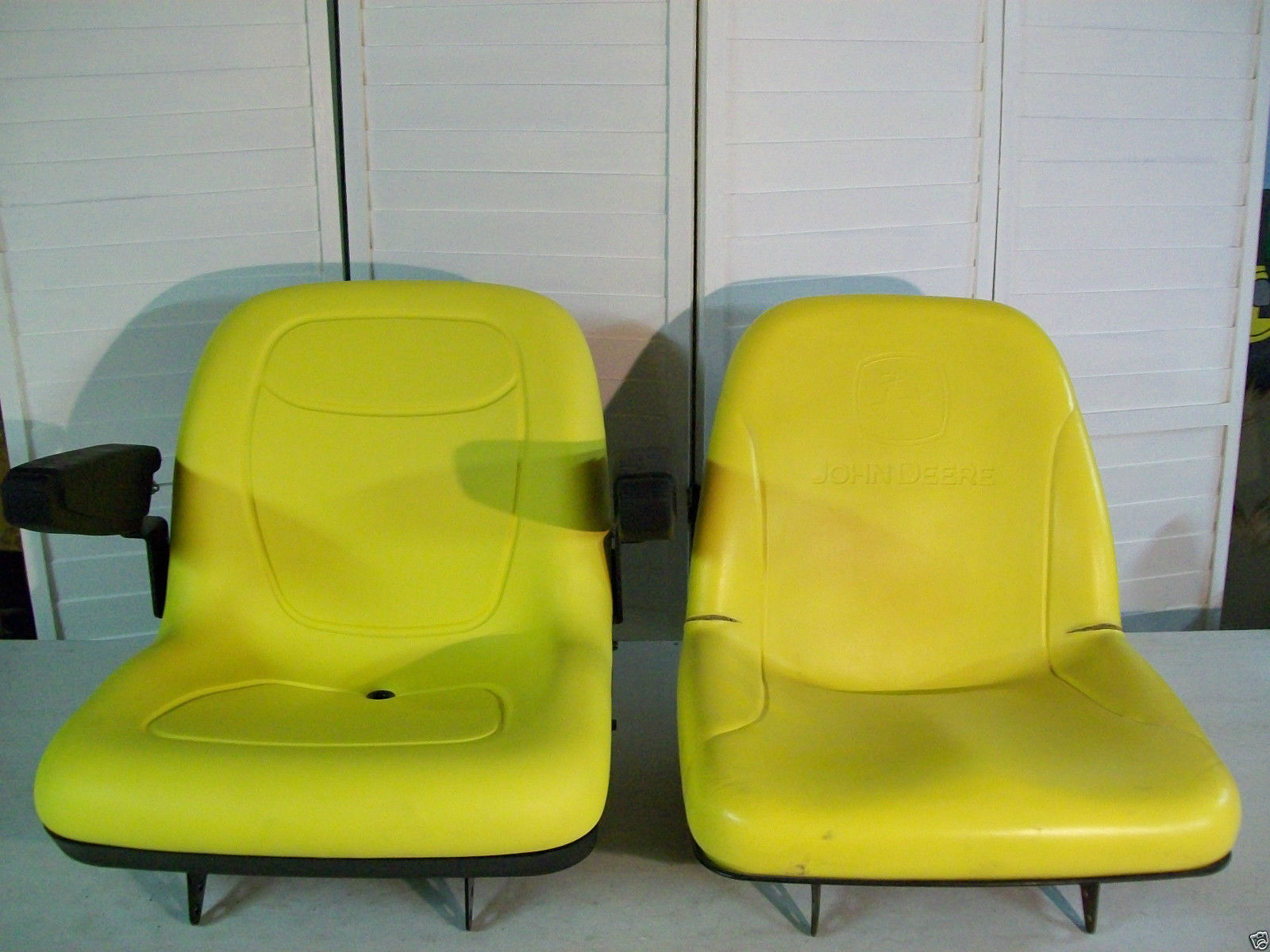 YELLOW SEAT JOHN DEERE X485X495X575X585X595X720X724X740X748X729749 KQ 161197643756 yellow seat john deere x485, x495, x575, x585, x595, x720, x724 john deere x740 wiring diagram at mifinder.co