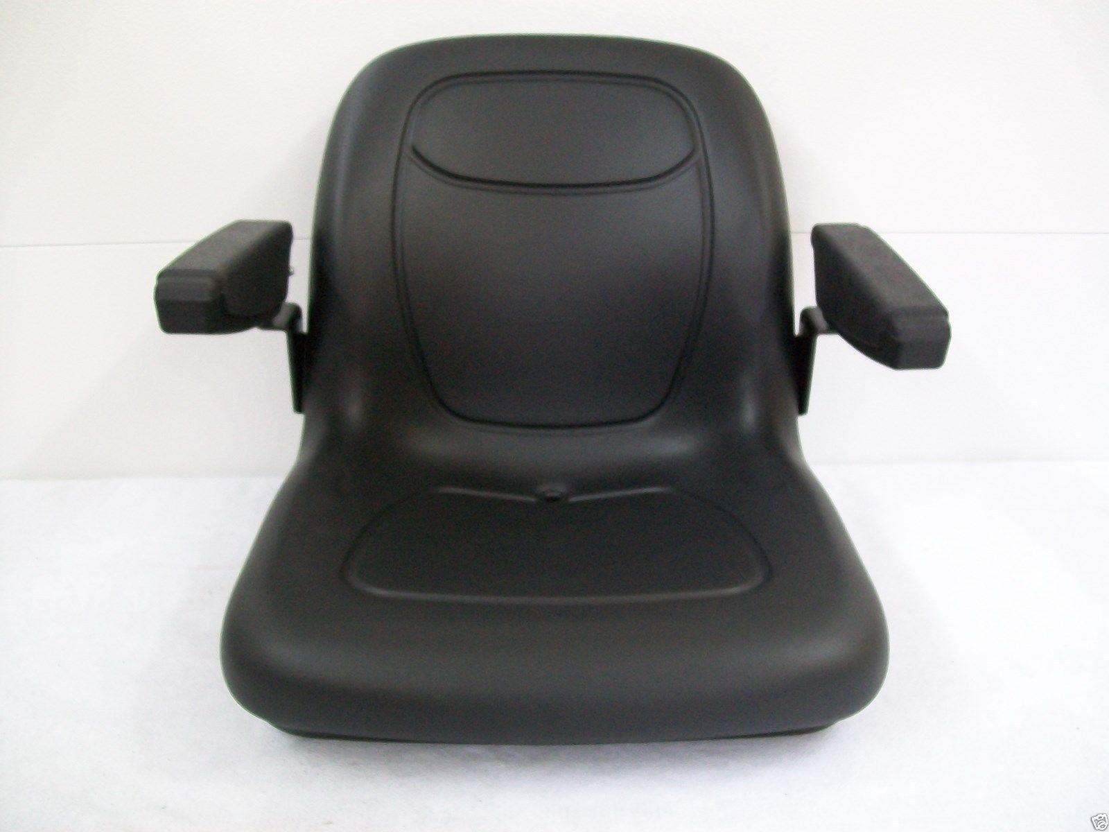 BLACK SEAT FIT KUBOTA B7410 B7510 B7610 B2710 B2910 COMPACT TRACTOR GG 171917610807 3 black seat fit kubota b7410, b7510, b7610, b2710, b2910 compact kubota b7510 wiring diagram at readyjetset.co