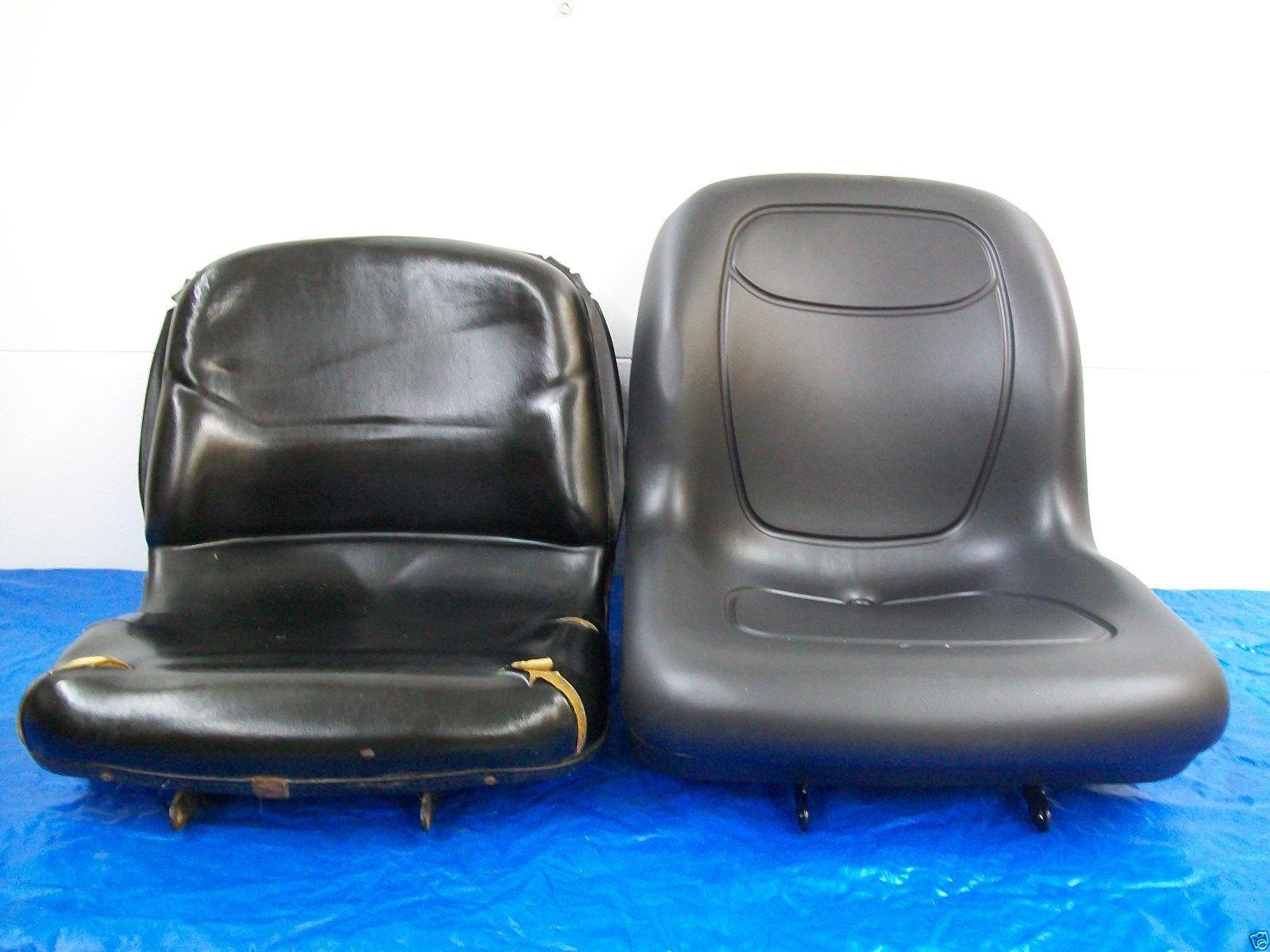 John Deere 870 Tractor Seat : Black seat john deere compact tractors