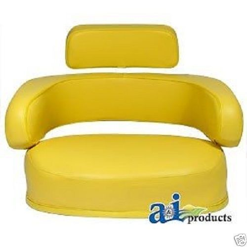 John Deere 4430 Tractor Seats Replacement : John deere seat piece cushion set