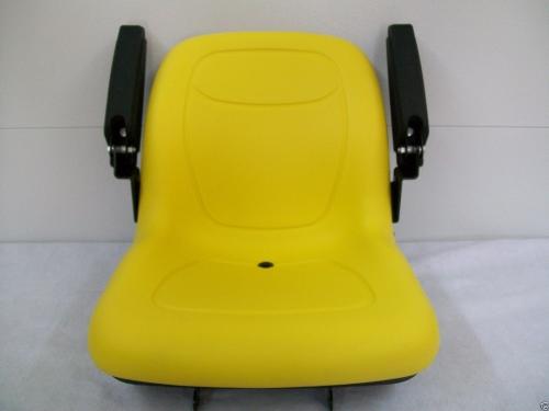 John Deere 870 Tractor Seat : Yellow seat john deere compact tractors