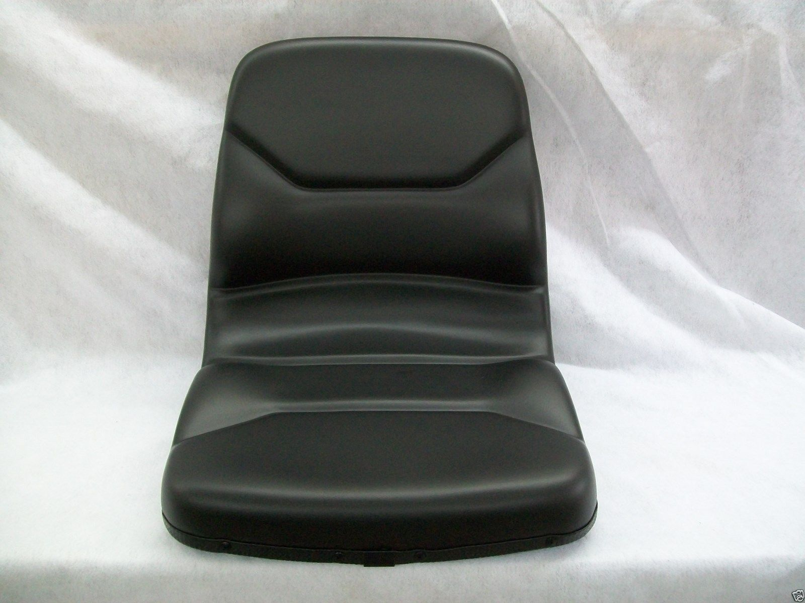 high back black case backhoe loader c d e k l case backhoe loader 580c580d580e580l580m black seat skid steer