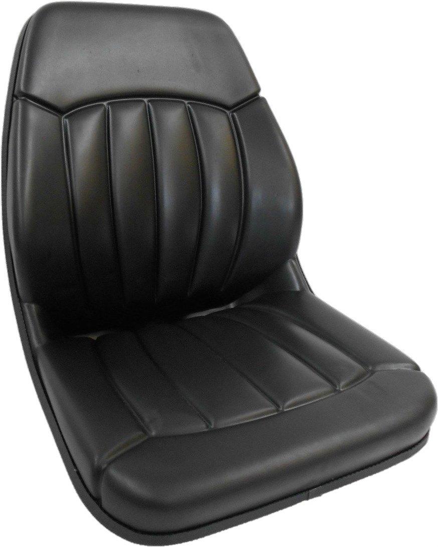 Kioti Tractor Seat : New black high back seat for older kioti dk