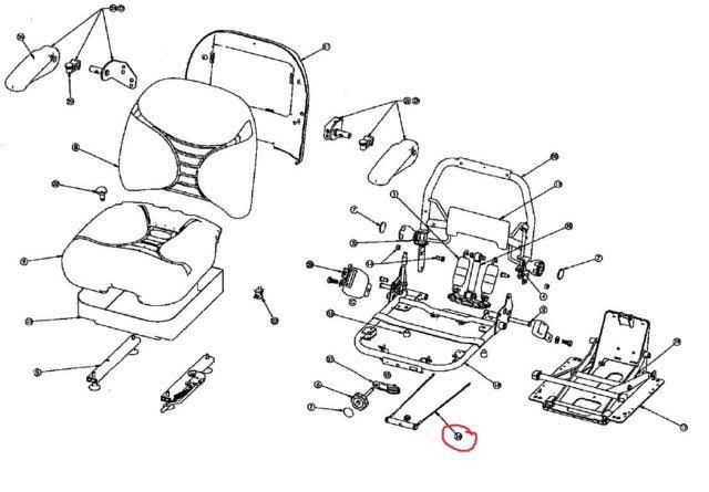 Dixon Ztr Mower Belt Diagram