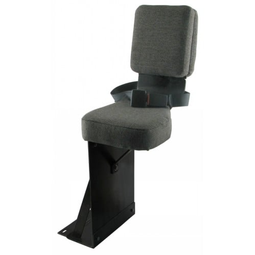 side kick seat for case ih and steiger tractors 9110, 9130, 9150, 9170,  9180, 9210, 9230, 9240, 9250, 9260, 9270, 9280, 9310, 9330, 9350, 9370, 9380,  9390,