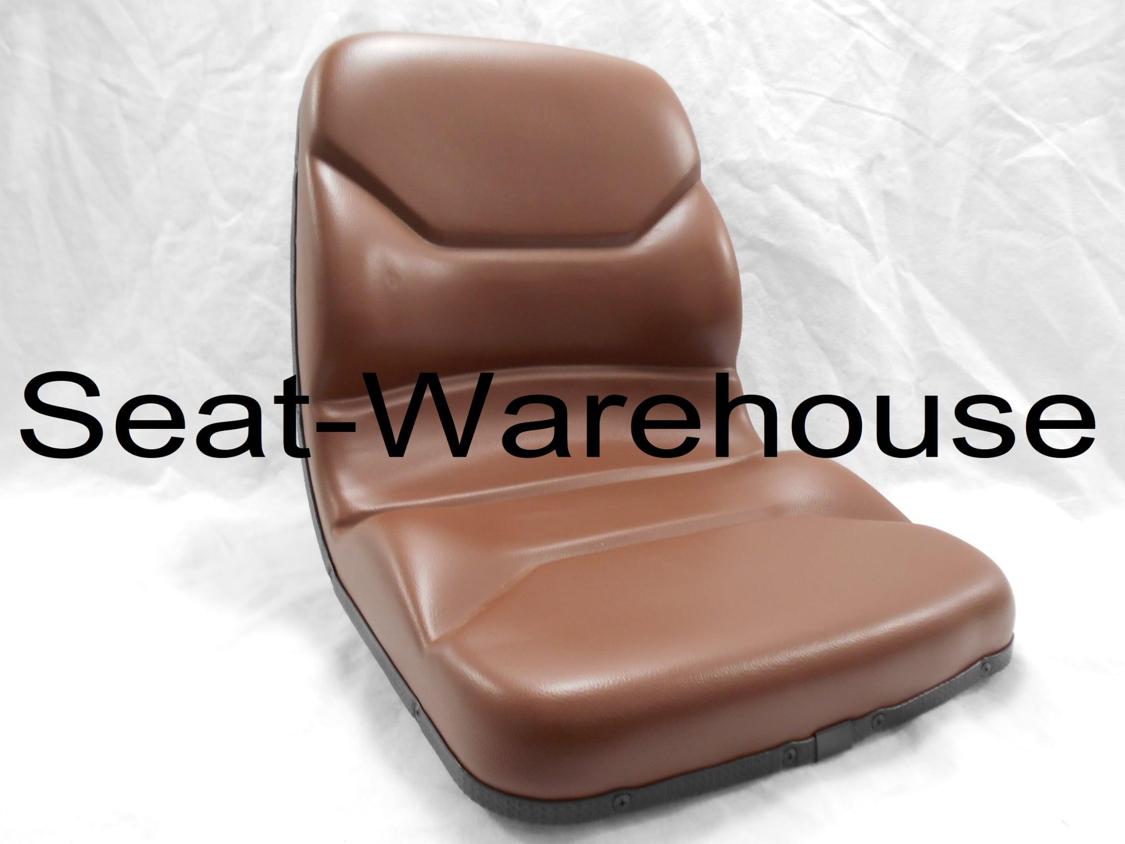 Case 580l Seats : Brown seat fits case backhoe loader c d e k