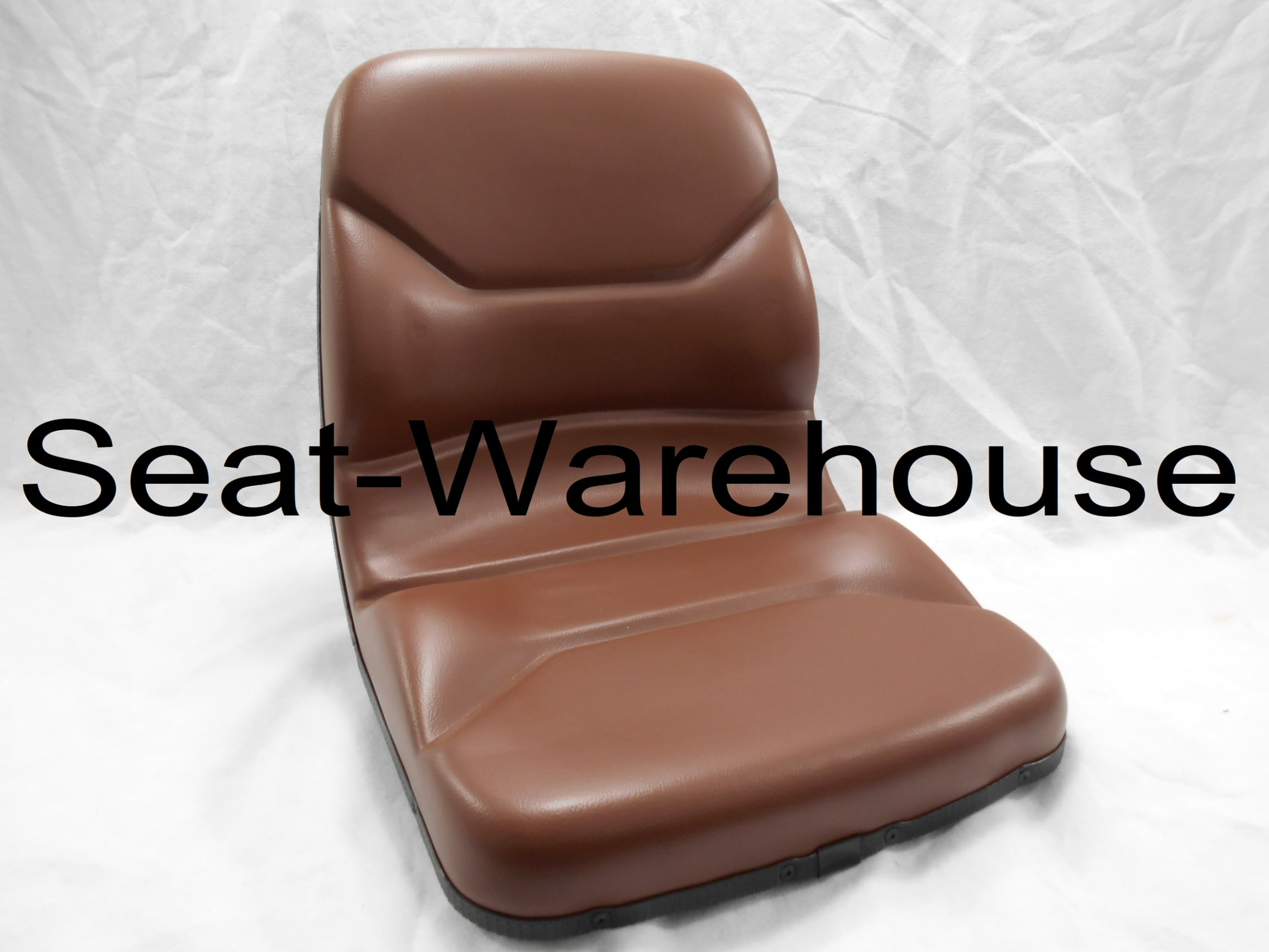 Case 580l Backhoe Seat : Brown seat fits case backhoe loader c d e k
