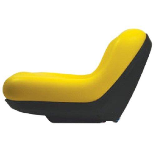 Yellow Seat for John Deere Riding Mowers L100 102 L105 L107 L108 L110 LA100 X110