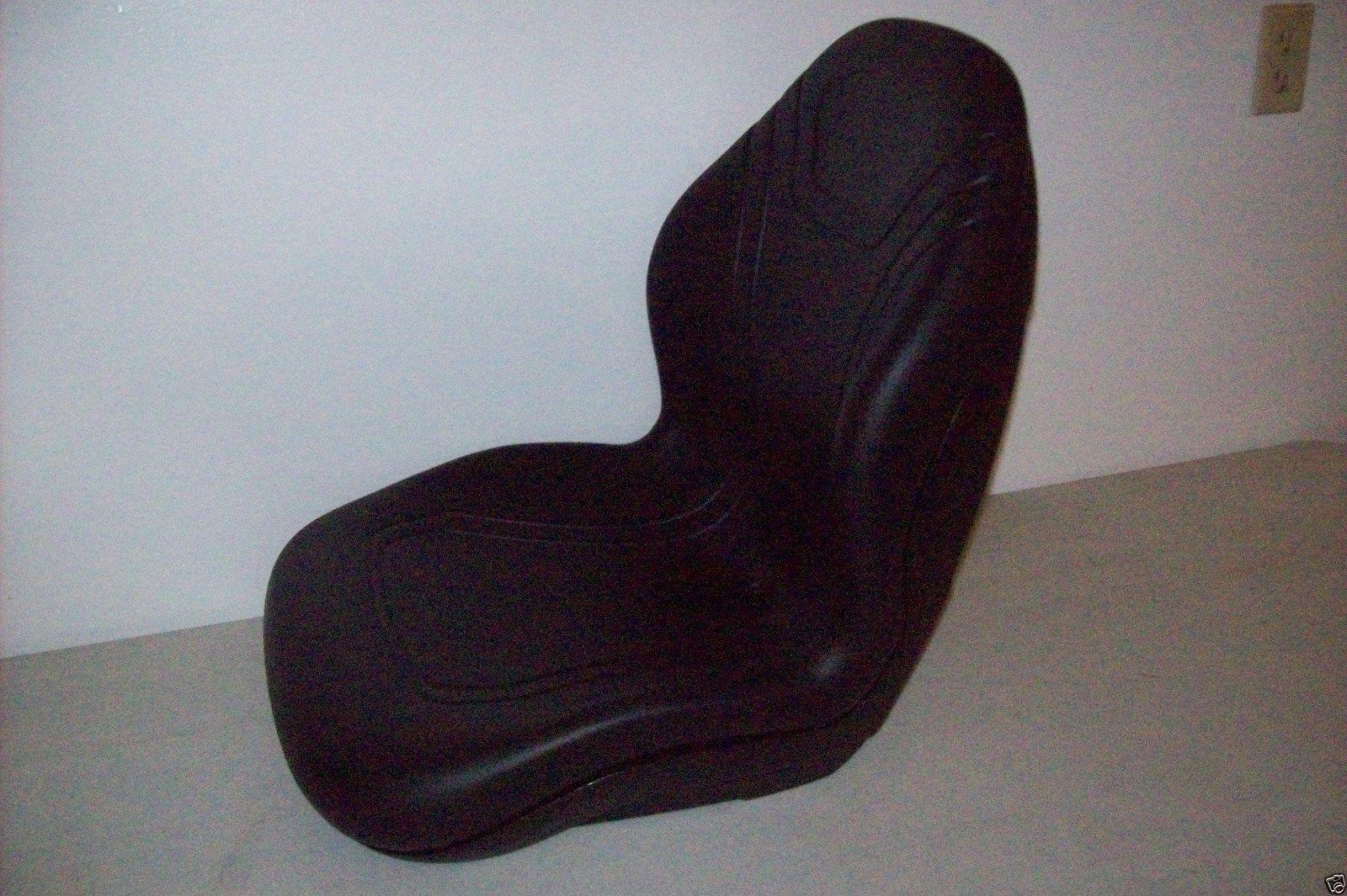 High Back Black Seat Bobcat 463 542 543 642 643 742 743 843 Wiring Diagram T190 Skid Steer Dr