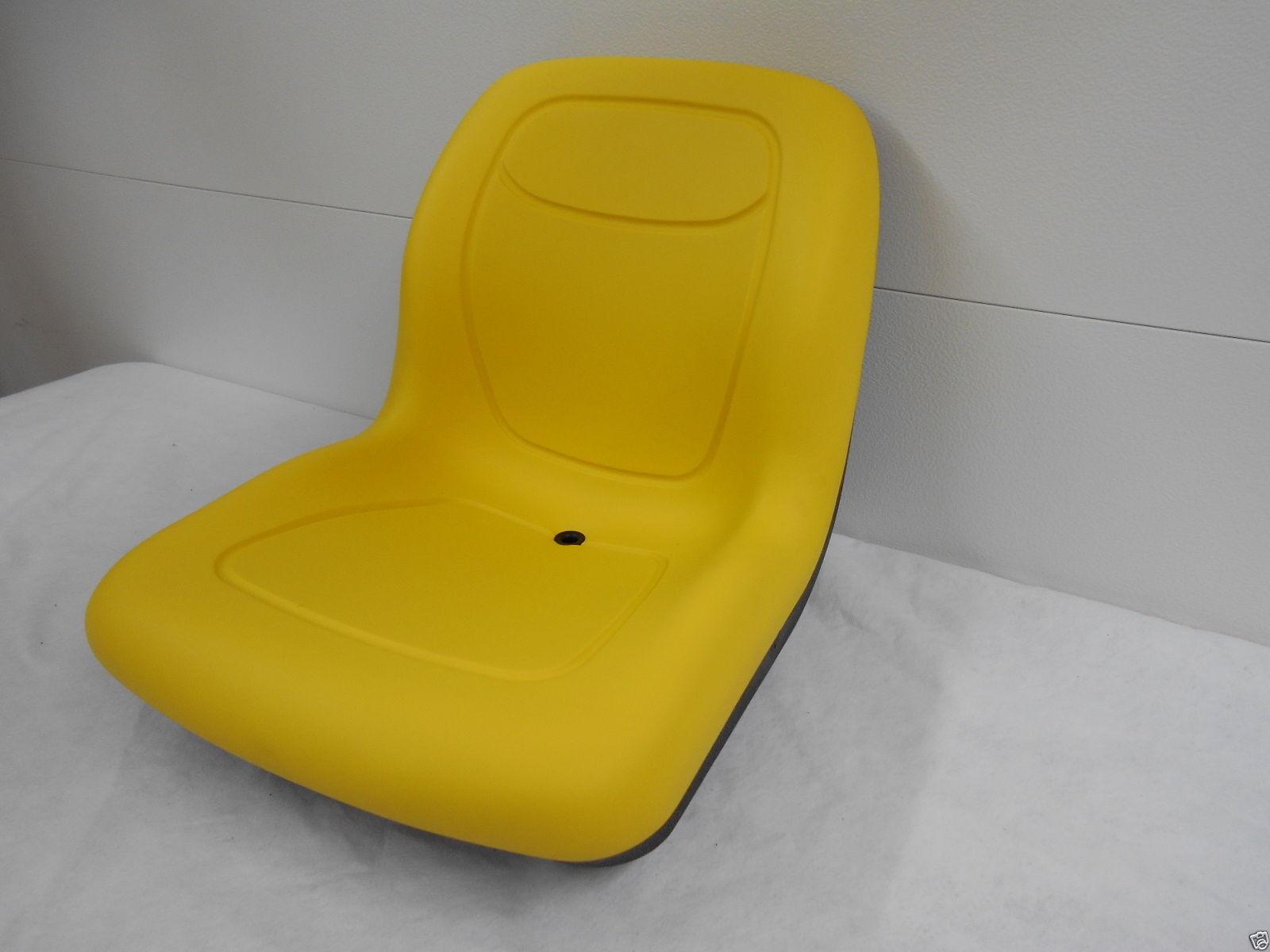 High Back Yellow Seat John Deere Gt242 Gt262 Gt275