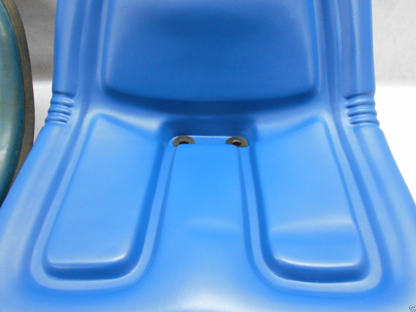 BLUE SEAT FOR FORD LAWN MOWER UTILITY TRACTORS #CS LAWN /& GARDEN FARM COMPACT