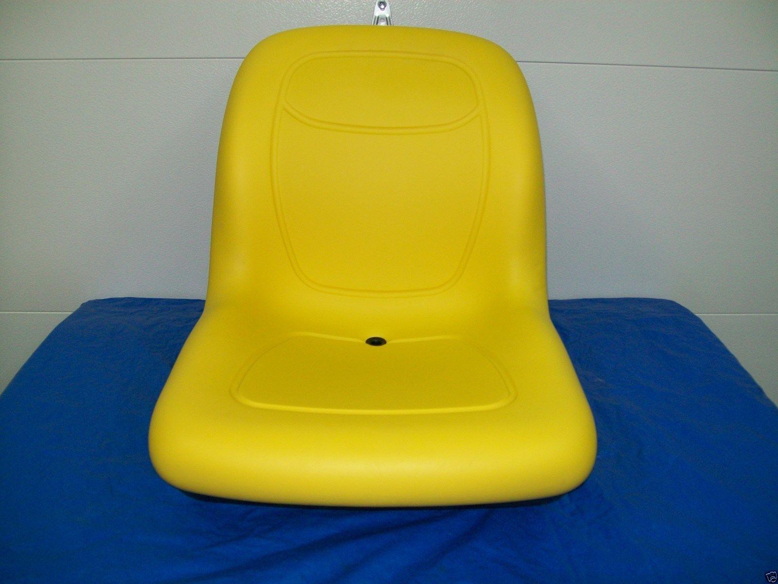 John Deere Seats Back : High back seat john deere gt gx