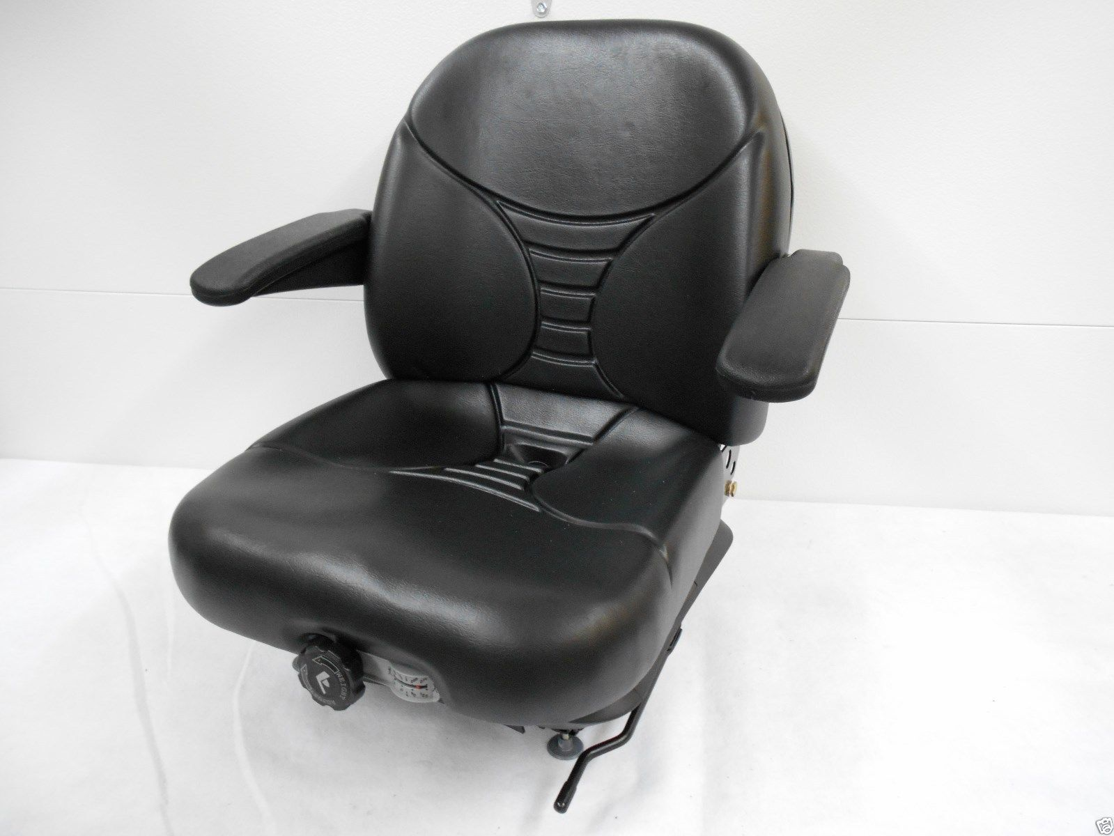 Black Suspension Seat Ariens Gravely Dixon Deere