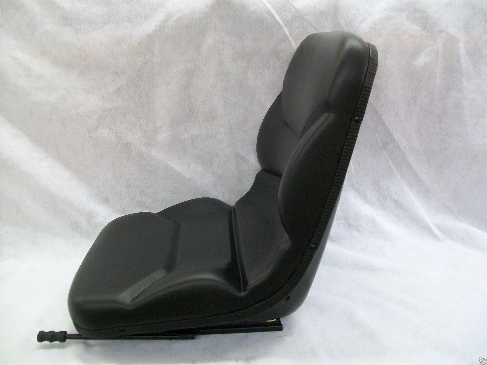 high back black seat bobcat t110 ,t140, t180, t190, t200, t250, t300 skid  steer #on