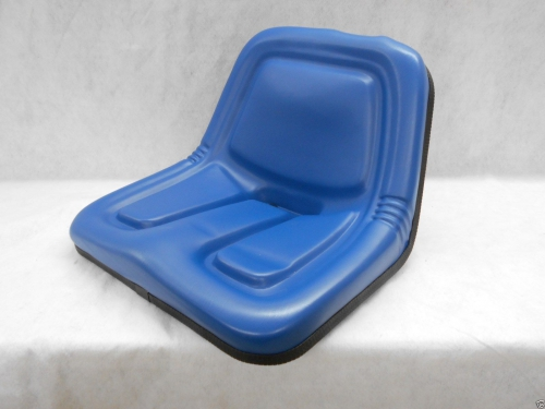 Kubota B7100 Tractor Seat Covers : High back black seat for kubota b series and l