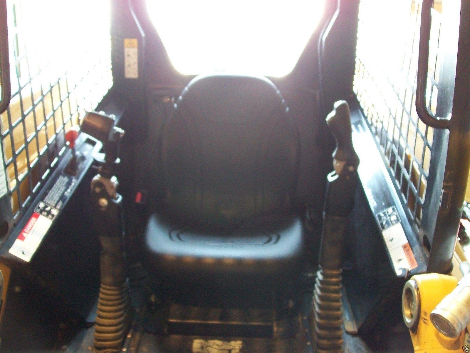 John Deere Skid Steer >> Black Seat 240 250 260 280 313 315 317 325 328 332 John Deere Skid Steer Bb