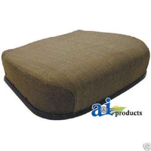 brown bottom seat cushion john deere 8960, 8760, 8560, 8850, 8650, 8450,  8640, 84 #au - seat warehouse