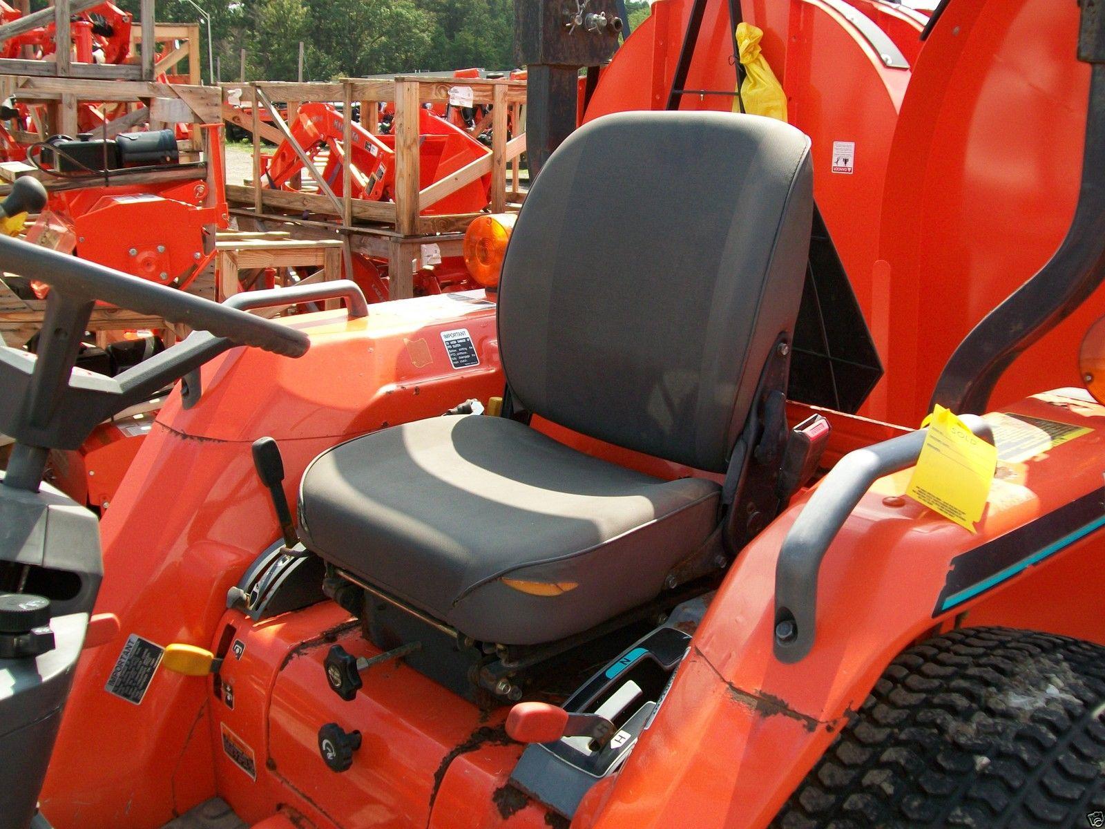 Kubota L48 Wiring Diagram Zero Turn Mower Black Seat L3010 L3410 L3710 L4310 L4610 Compact Tractor John Deere 4105