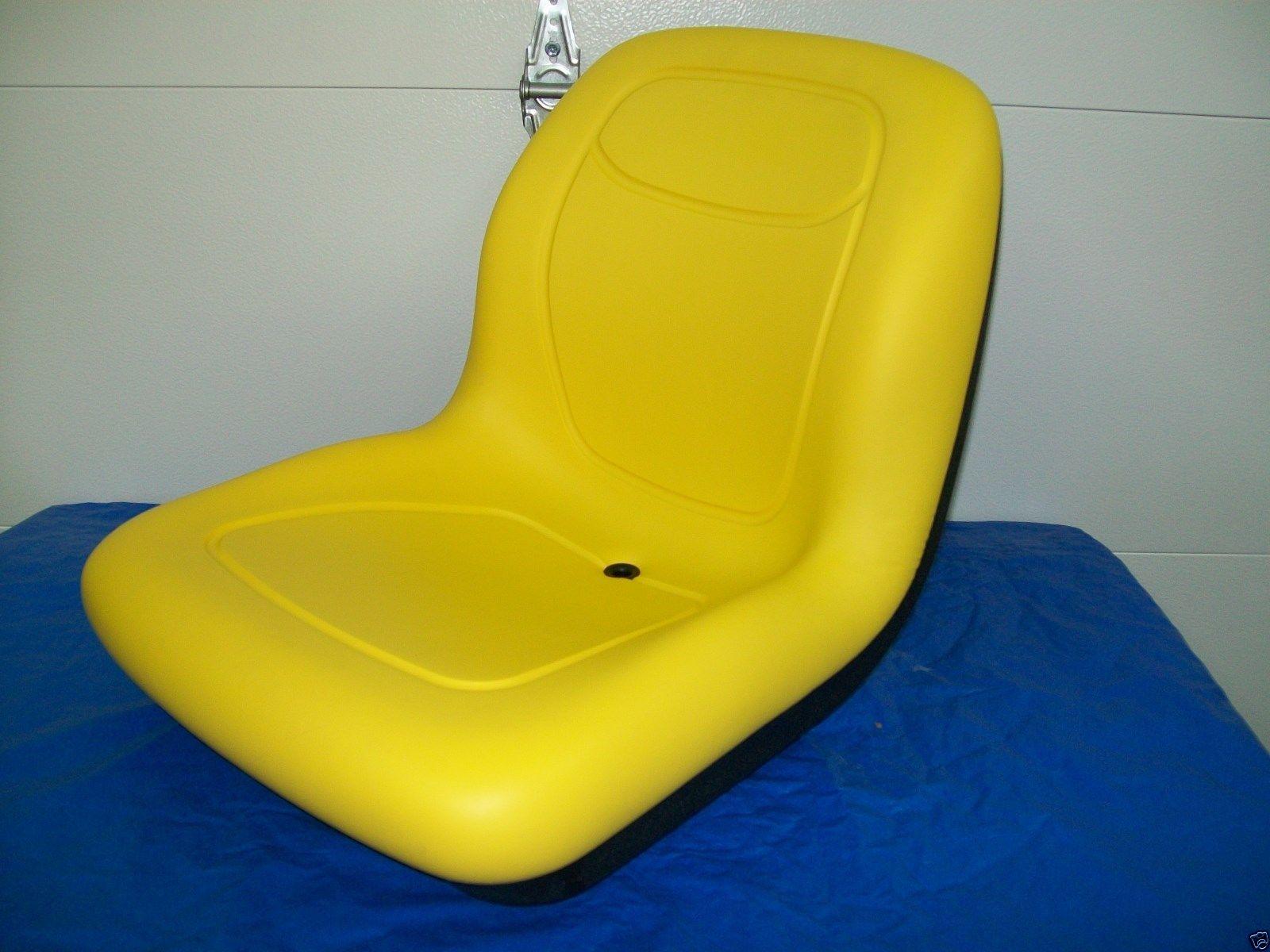 HIGH BACK SEAT JOHN DEERE 325 345 GARDEN TRACTORS ABOVE 70,001 SERIAL #BP 335