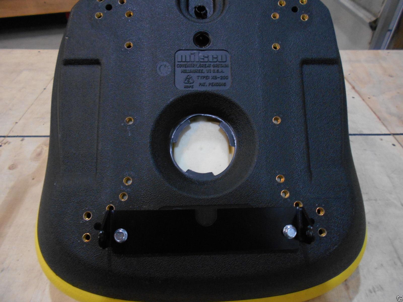 Yellow Seat Fits John Deere X534x540x584x590x750x754x758 435 Wiring Diagram Free Picture Mowers Mk