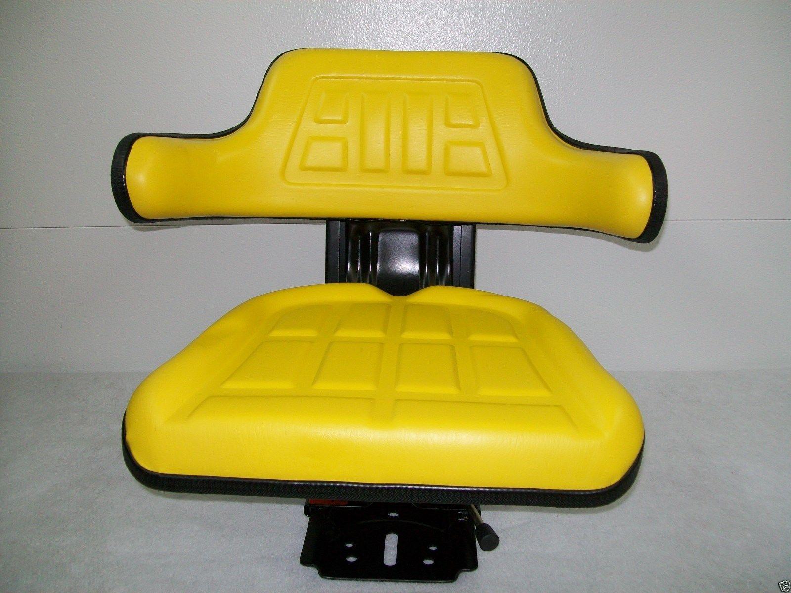 Suspension Seat John Deere Tractor Yellow 1020 1530 2020 2030 Wiring Diagram 2040 2150 Ie