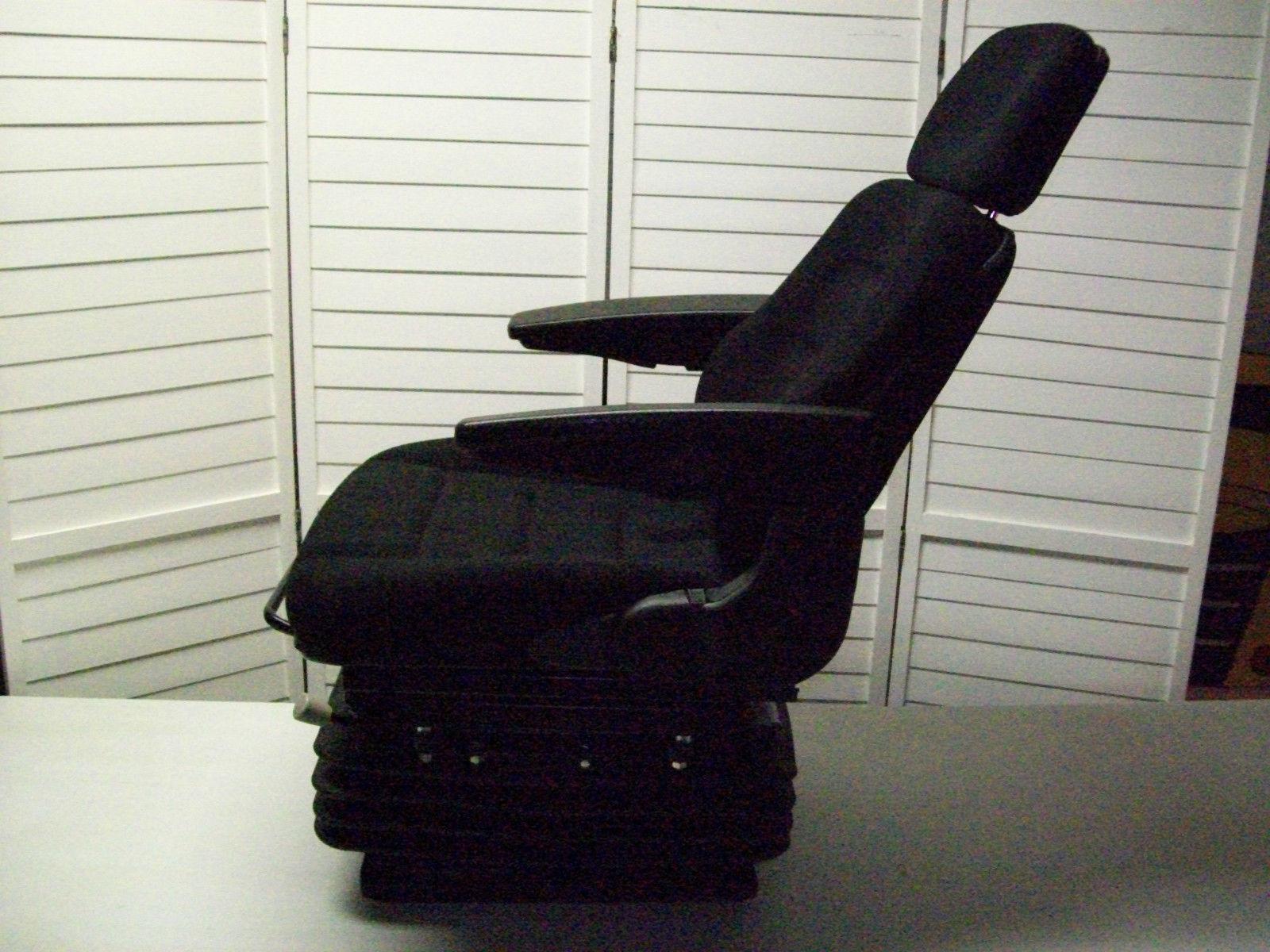 Suspension Swivel Seat Excavator Forklift Wheel Loader
