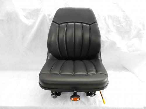 Bobcat Skid Steer Seat : High back suspension seat bobcat t