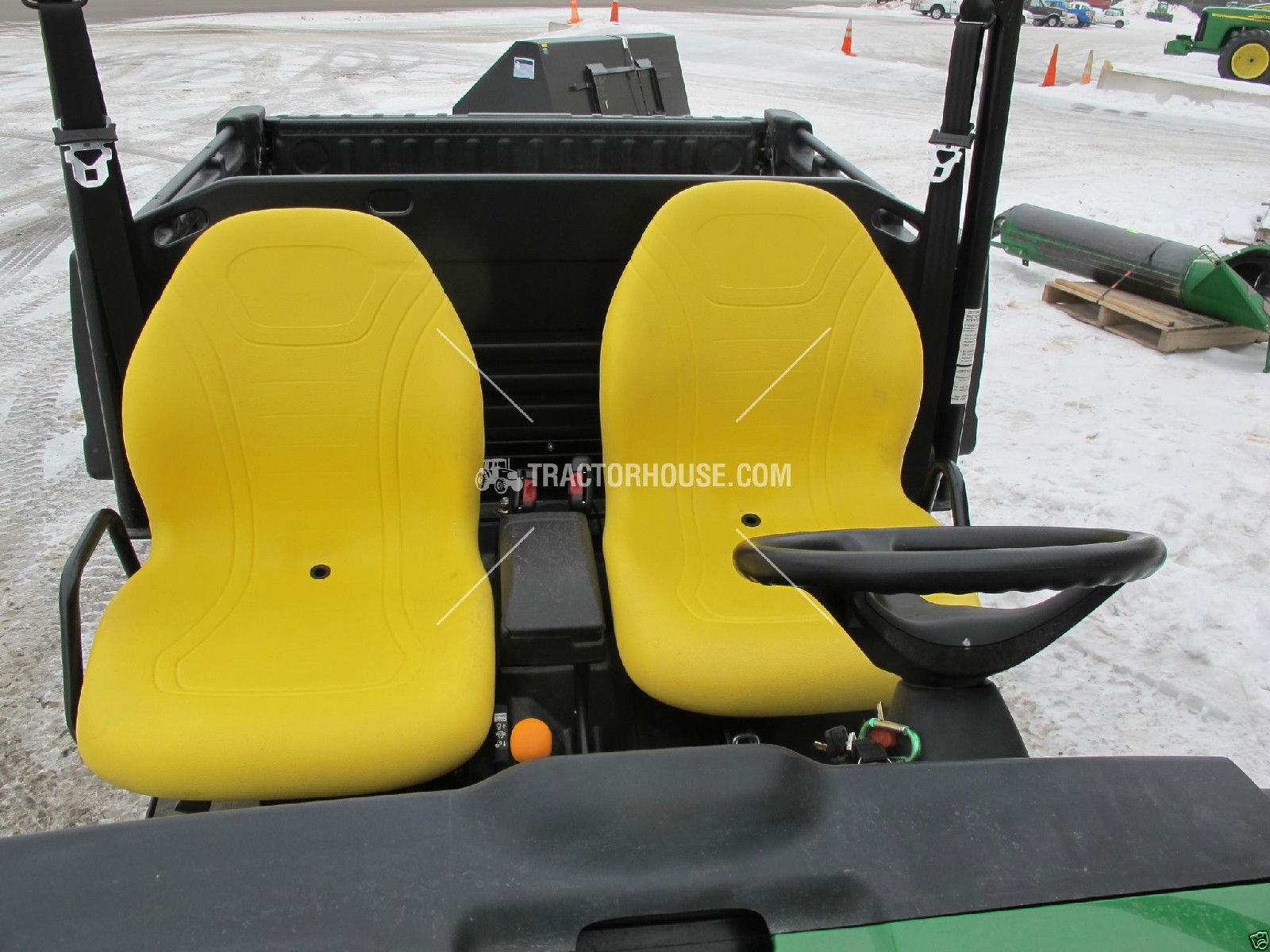Excellent Seat Covers For John Deere Gator 825I The Best Photos Of Deer Machost Co Dining Chair Design Ideas Machostcouk