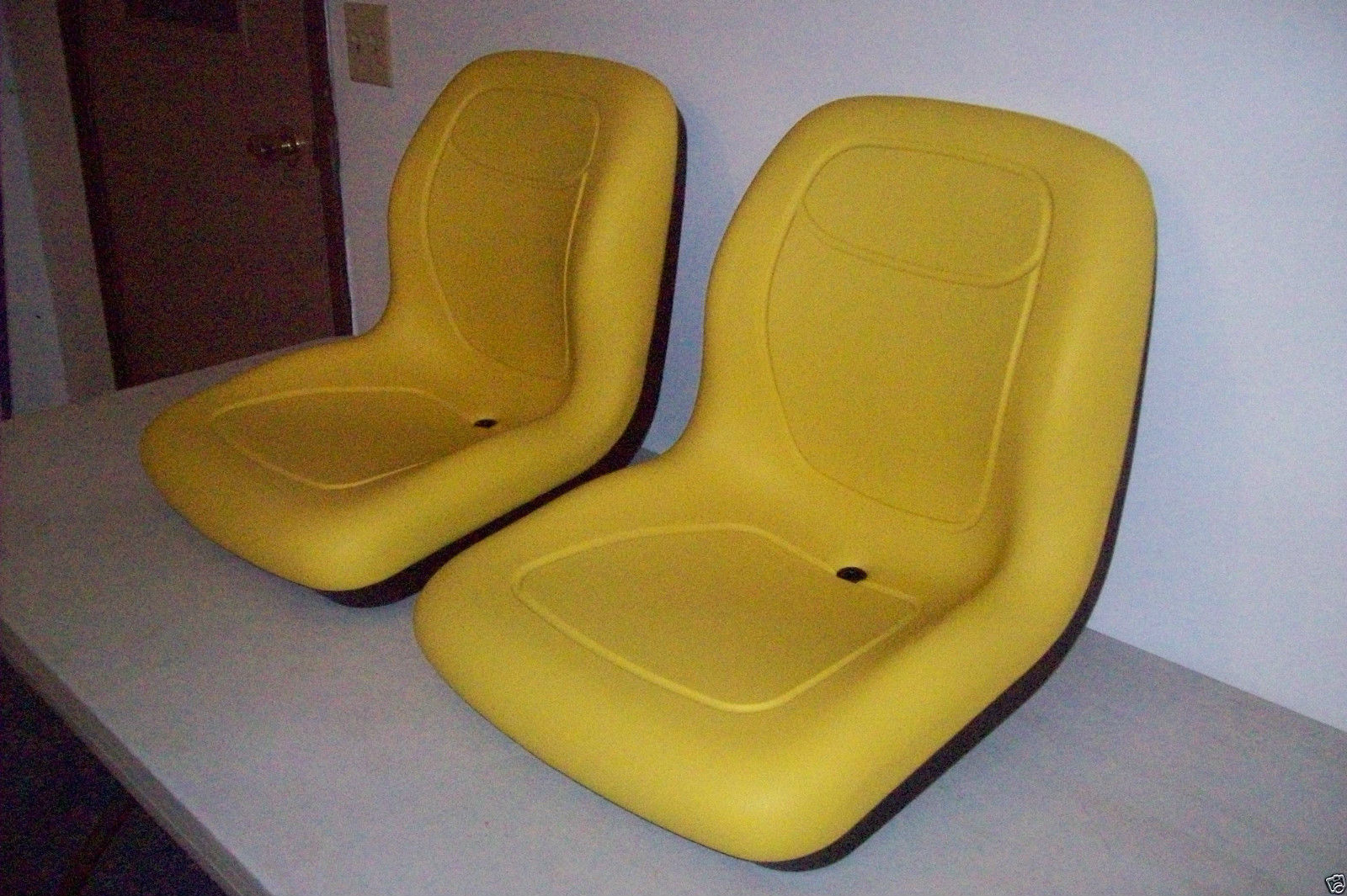 Two 4X2 6X4 Gator Seats John Deere