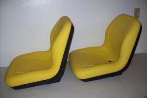 John Deere High Back Seats