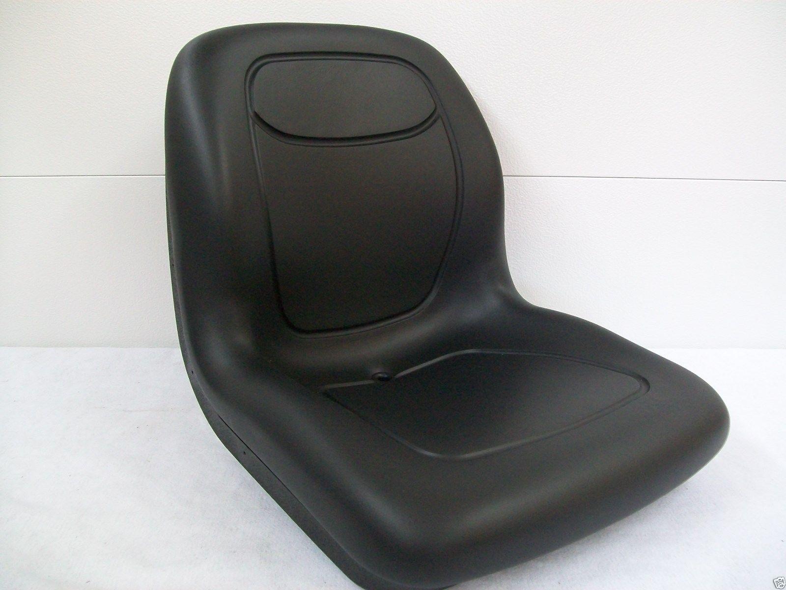 Backhoe Tractor Seat : Black seat fit kubota l mx