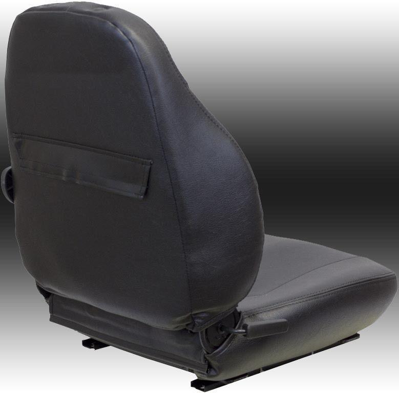 KOMATSU EXCAVATOR AND CATERPILLAR DOZER SEAT - FITS VARIOUS MODELS #PP