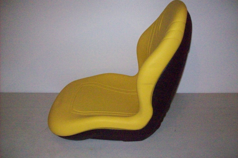 Yellow High Back Seat For John Deere 755 855 955 Compact Tractor