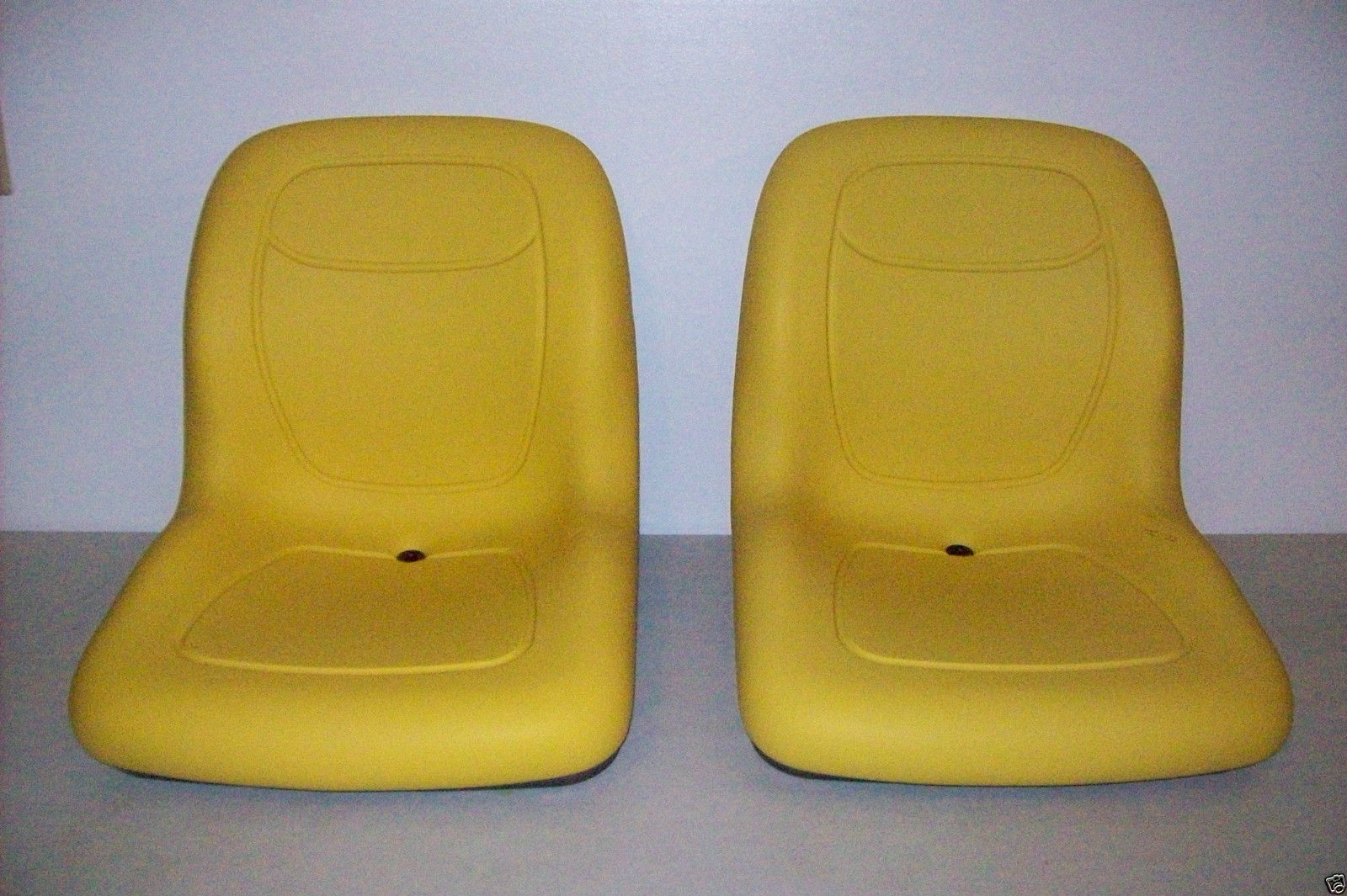 Two New Yellow High Back Seats John Deere Gators Made In The Usa By