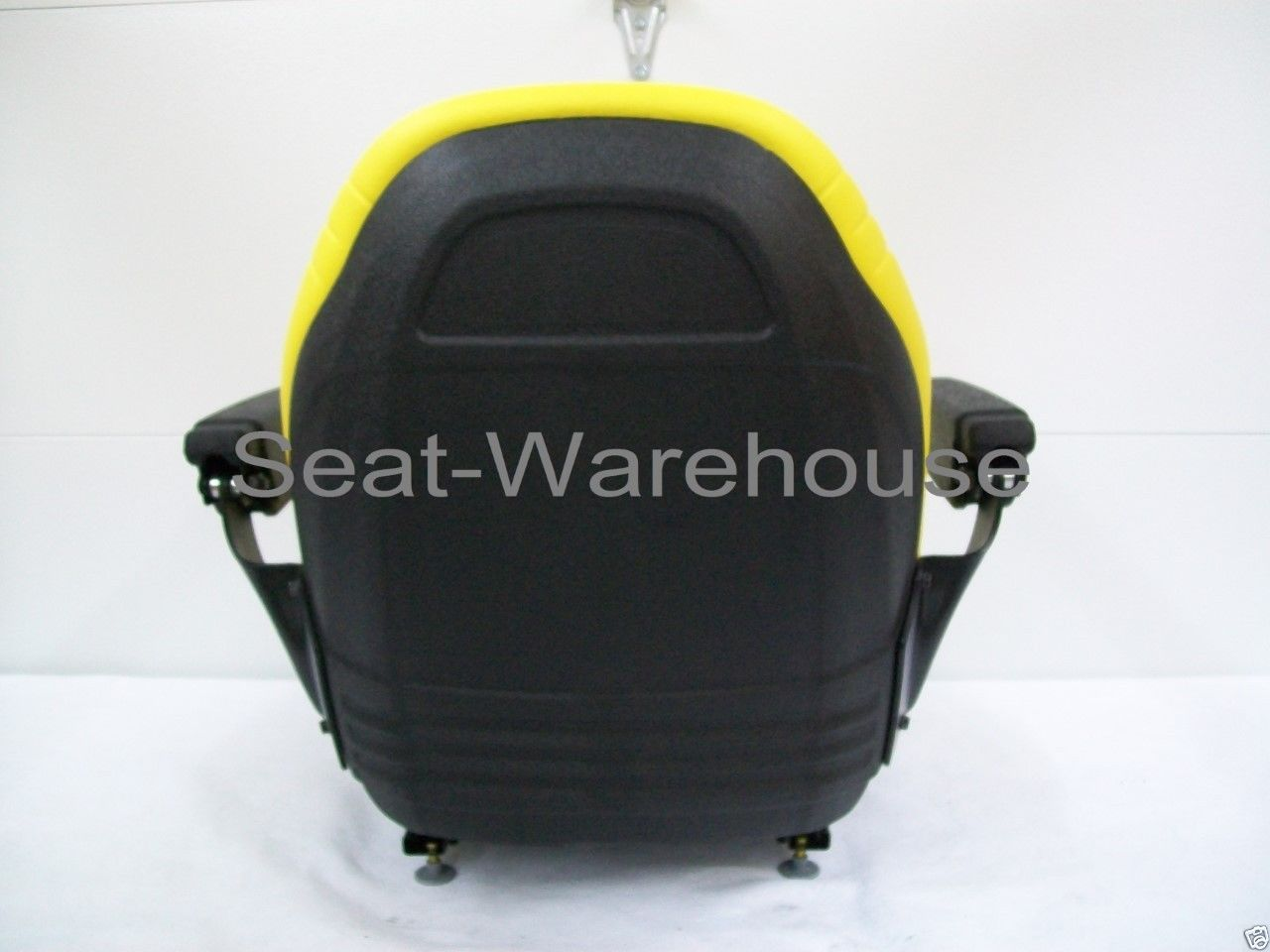 Ls Tractor Seat Replacements : Yellow seat fits john deere f a